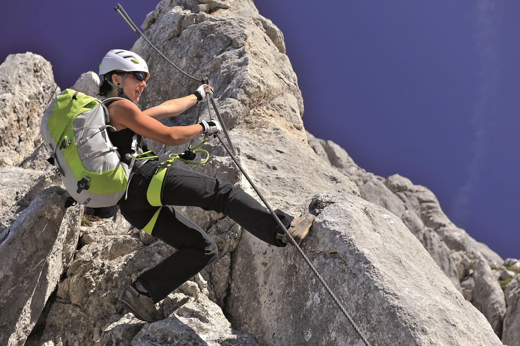 Klettergurt Aus Seil : 150 jahre edelrid sicherheit durch kompetenz my sportler