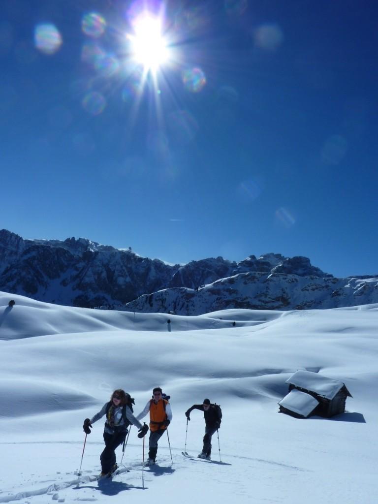 Skitouren Globo Alpin Campill