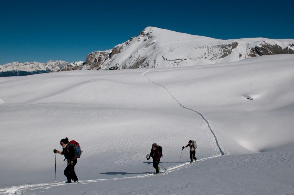 Skitouren Globo Alpin Fanes
