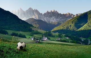 Deutsche Nationalelf in Südtirol