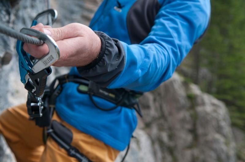 Klettersteigset Worauf Achten : 5 tipps fürs klettersteiggehen my sportler