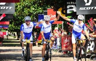Tour Transalp 2014 - SPORTLER Bike Team