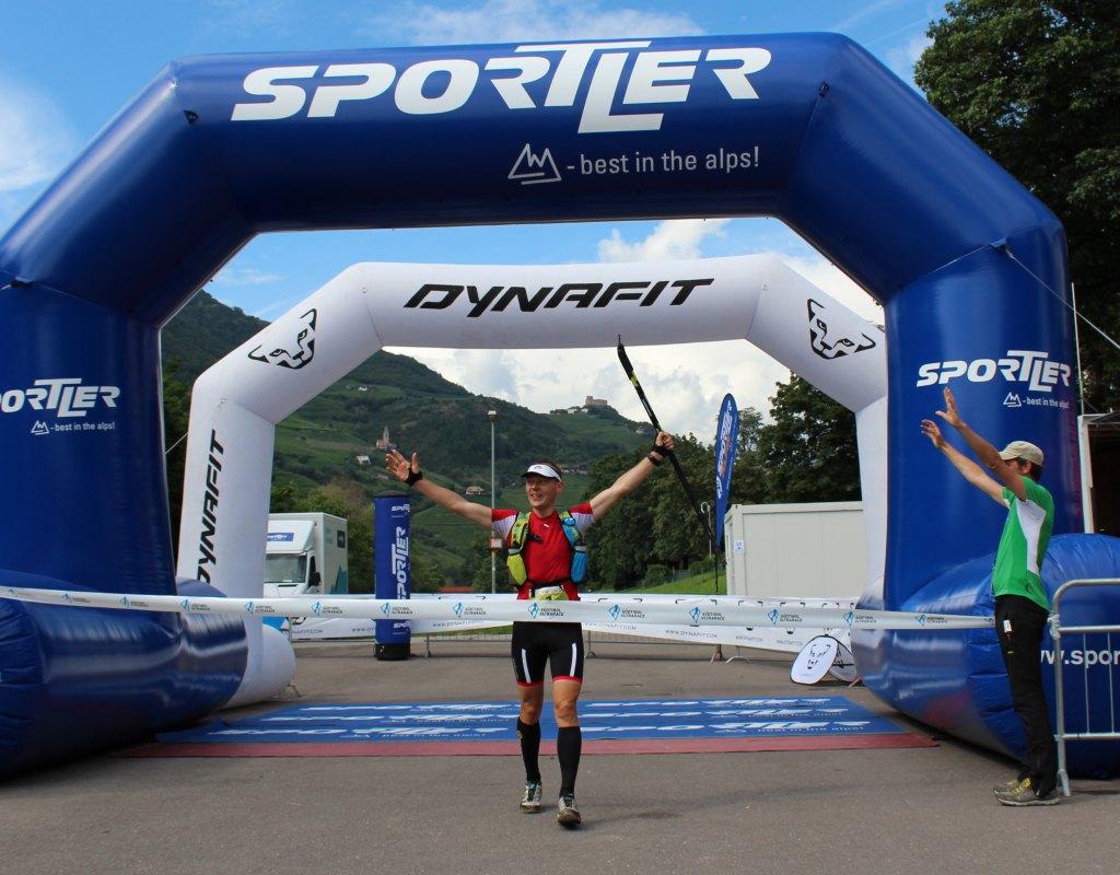 Alexander Rabensteiner Südtirol Ultra Skyrace