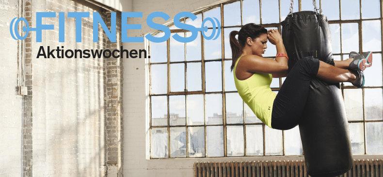 SPORTLER Fitness-Aktionswochen 2014
