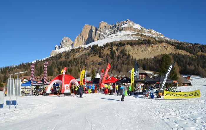 SPORTLER Ski Test Carezza