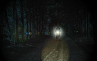 nie ohne Fahrradlicht