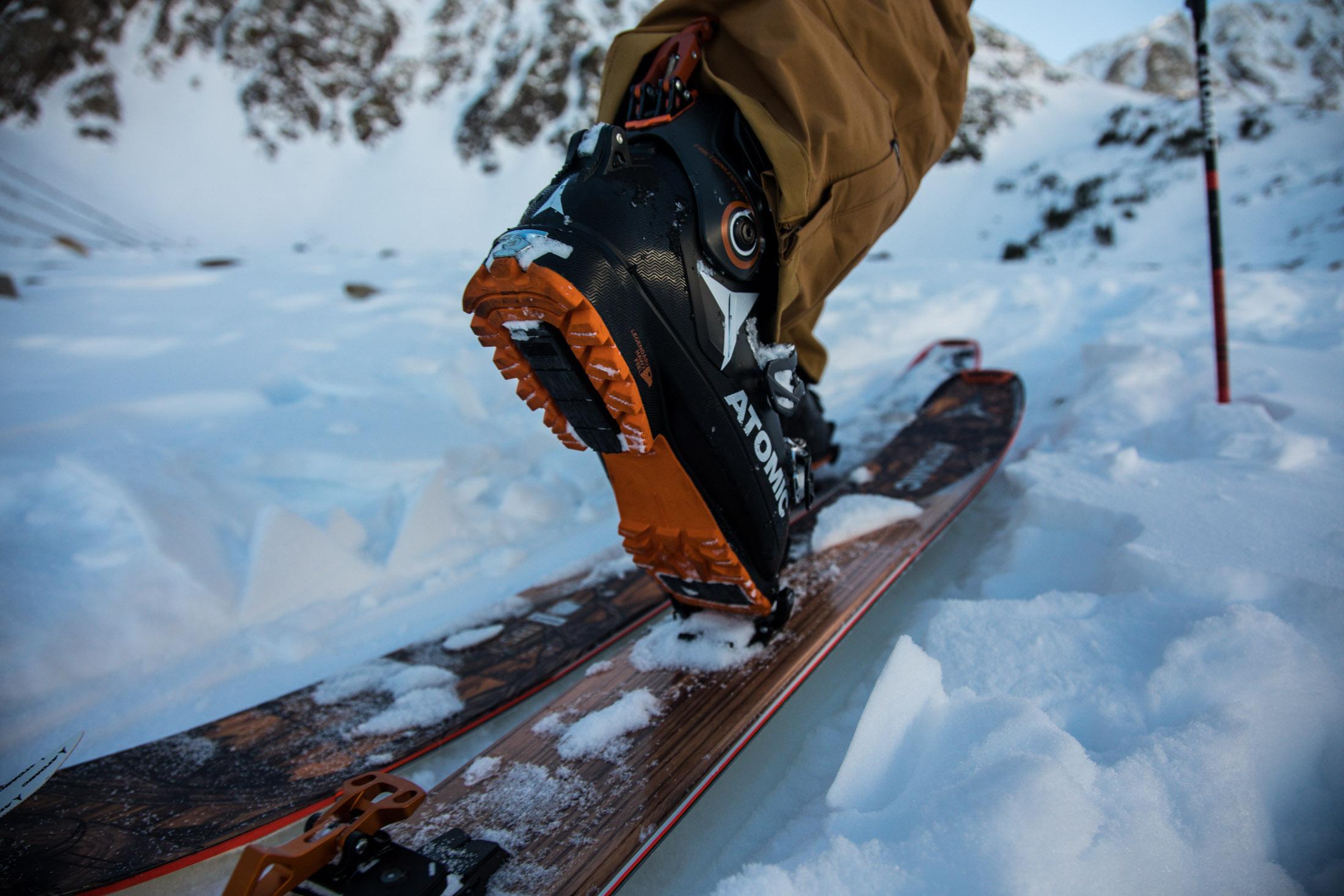 Attacchi scialpinismo