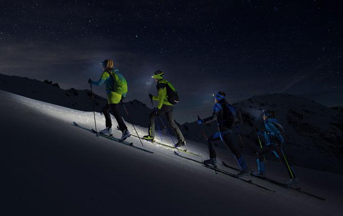 skitouren nacht skipiste dynafit speedfit