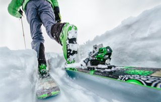 Ratgeber: Skitourenbindungen