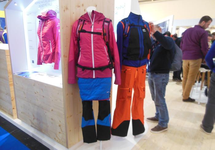 Skitourenrock von Ortovox