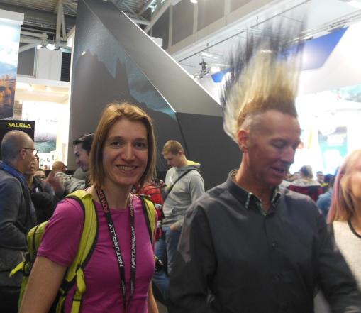 Glen Plake auf der ISPO 2015