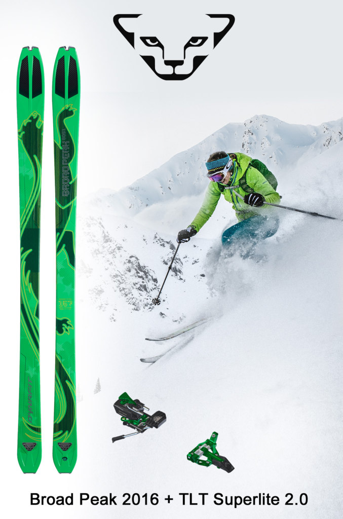 Vinci Dynafit Broad Peak 2016