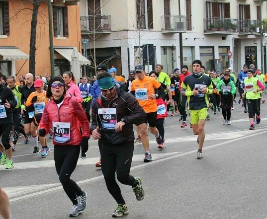 Halbmarathon Romeo und Giulietta 2015