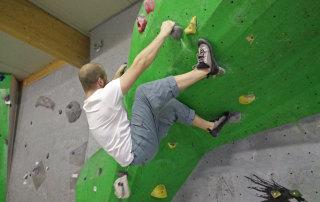 Bouldern - Nils Reddig