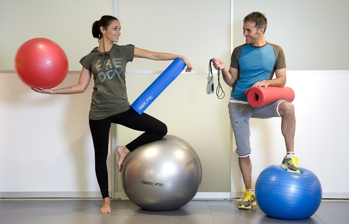 Fitnesszubehör Get Fit