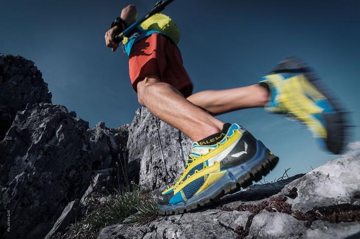 Der Salewa Speed Ascent ist für Schnellgeher ideal.