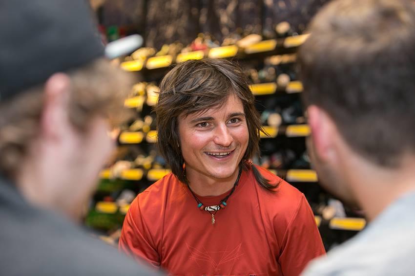 Der Pusterer Alpinist Simon Gietl