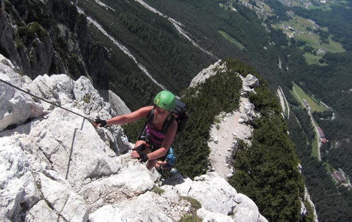 Klettersteigset Notwendig : 5 tipps fürs klettersteiggehen my sportler