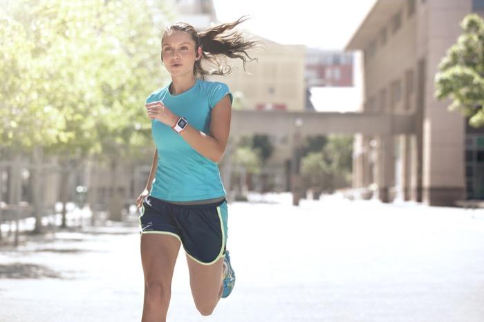beim laufen schneller werden