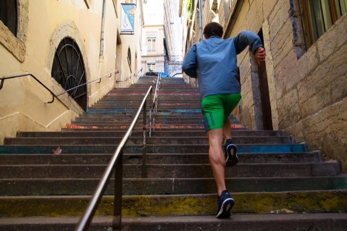Laufen in der Stadt - City Trail