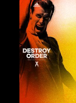 Adidas X15 Destroy Order