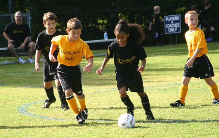 Scarpe da calcio bambini