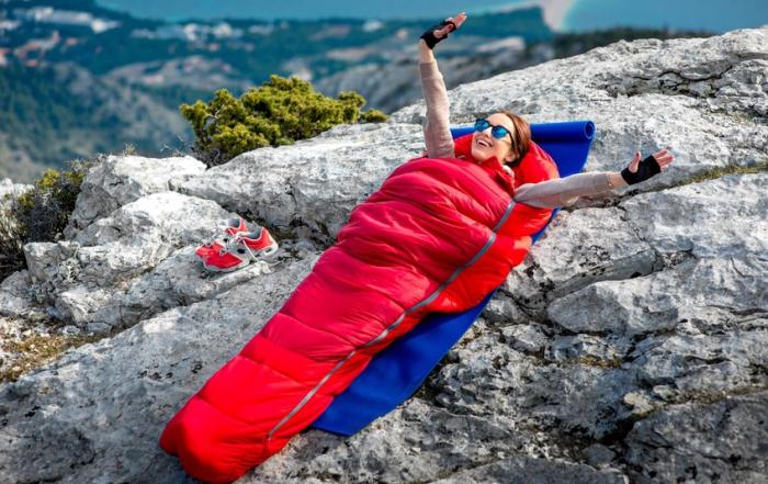 Wie Lange Schlafsack