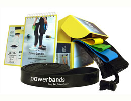 Letsbands Powerband Set Pro