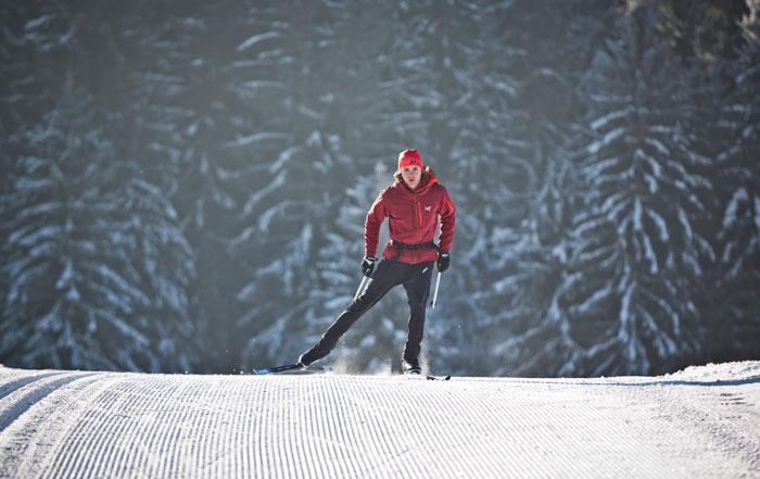 Lauflauf Skating Ausrüstung