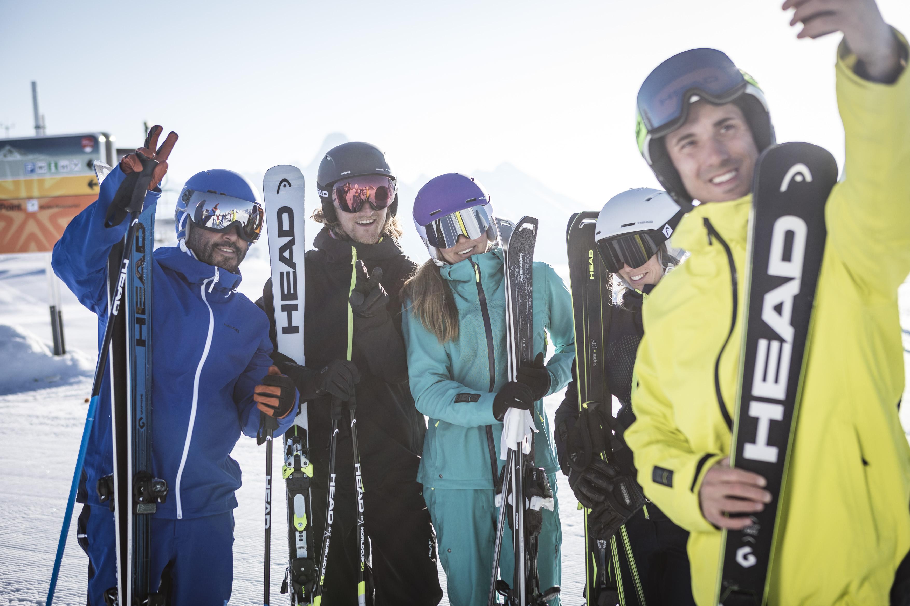 richtige Skilänge