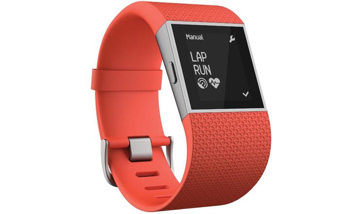 GPS Uhr Fitbit Surge