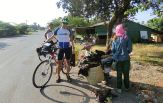 Radreise Thailand