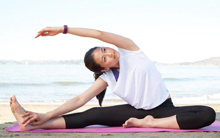 Fitbit: Gesundheit und Fitness