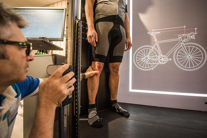 Laser Bike Fitting