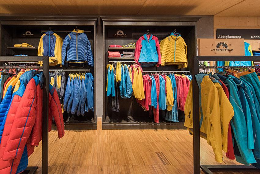 Shop in Shop La Sportiva