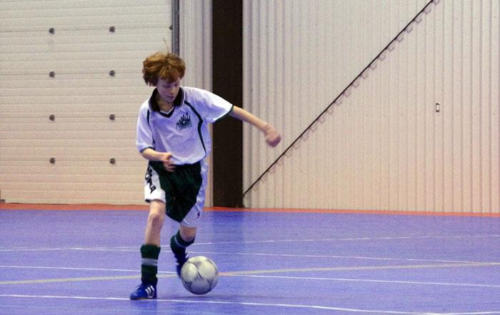 Scarpe Da Calcio Senza Lacci Per Bambini