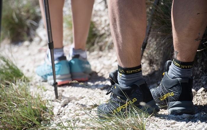 GORE-TEX® SURROUND®: Rundum atmungsaktive Wanderschuhe