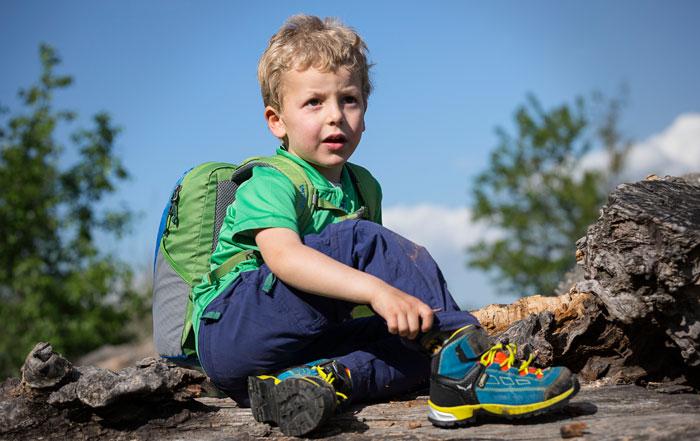 Klettersteigset Kinder : Klettersteige mit kindern my sportler