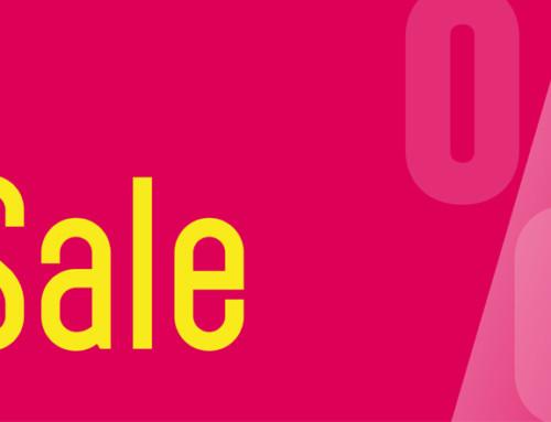 SALE – Winterschlussverkauf bis zu -60%