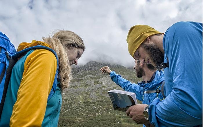 10 Gebote für Bergsteiger