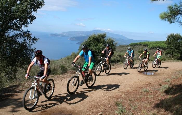 Elba Mountainbike Tour