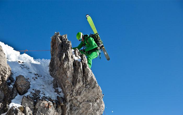 skitouren K2 ausrüstung ski