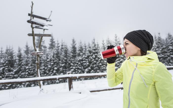 4 Gründe, warum Sportler mehr Tee trinken sollten