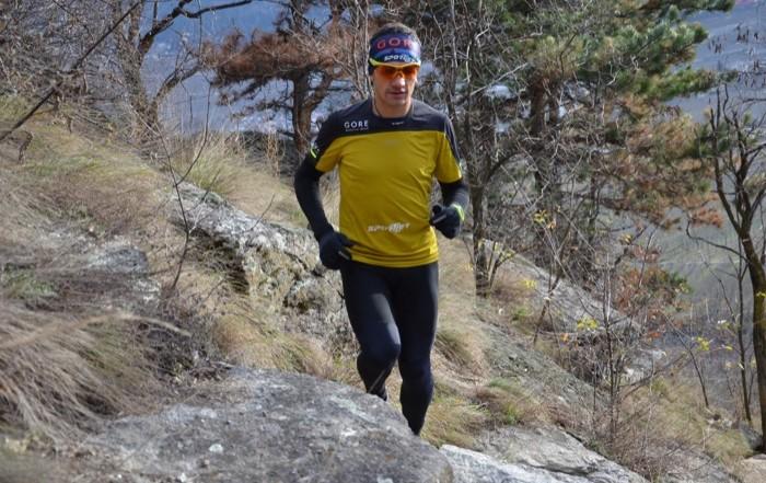 Trailrunner Daniel Jung