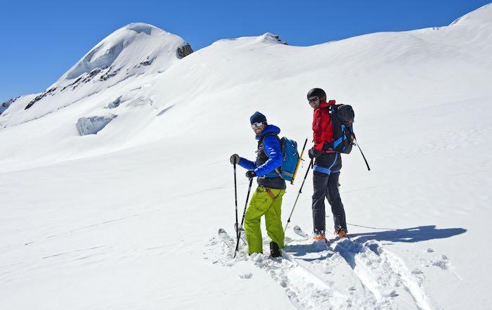 UV-Schutz Wintersport