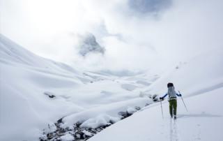 Die Dolomiten von Chauki