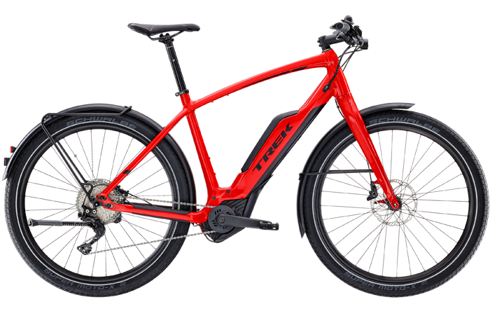 Trek Super Commuter 8 e-bike