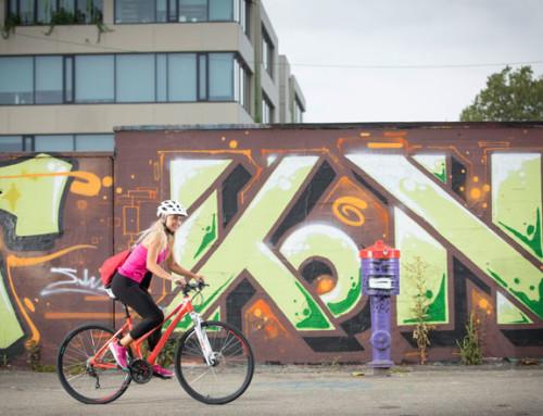 Abnehmen beim Radfahren