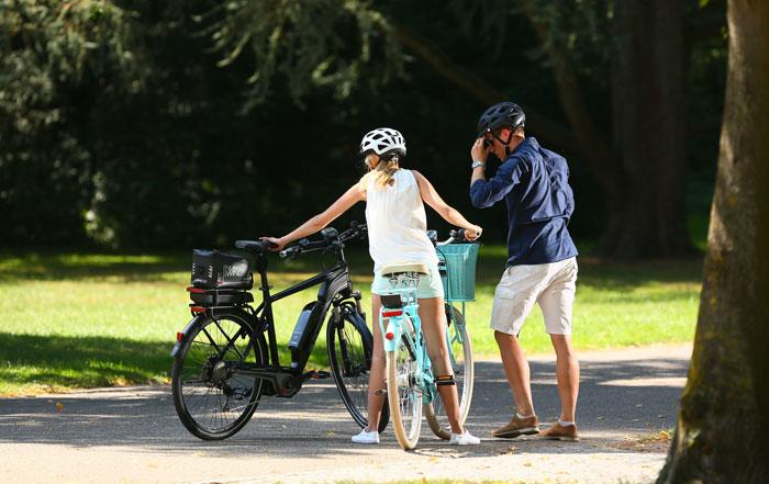 dimagrire con la E-Bike
