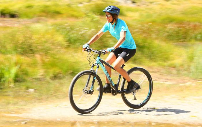 perdere peso in bici
